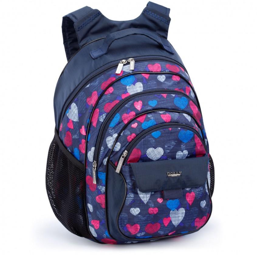 Dolly рюкзаки школьные рюкзаки купить дешево в москве